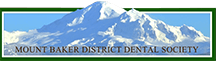 Mount Baker District Dental Society logo
