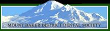 Mount Baker District Dental Society logo